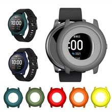 Case Cover For Haylou Solar LS05 Smart Watch TPU Silicone Protector Frame Soft Protect Shell For Xiaomi Haylou Solar Bracelet