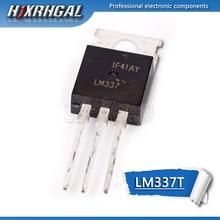 1PCS LM337T כדי-220 LM337 TO220 טרנזיסטור