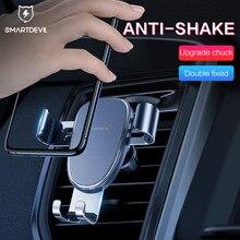 Автомобильный держатель для телефона SmartDevil Gravity, подставка для смартфона в машину, CD слот, держатель для мобильного телефона в машину, Подставка для зарядки