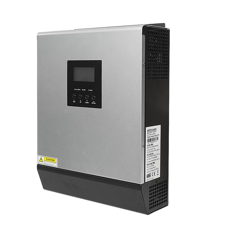 نقية شرط لموجة العاكس للطاقة الشمسية قبالة الشبكة 3kw العاكس للطاقة الشمسية بنيت في PWM جهاز التحكم في الشحن الشمسية