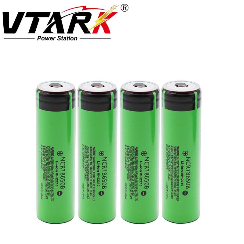 AliExpress - 100% original ncr18650b-3400mah rechargeable lithium battery 3.7V 18650 battery 3400mah, free of transportation