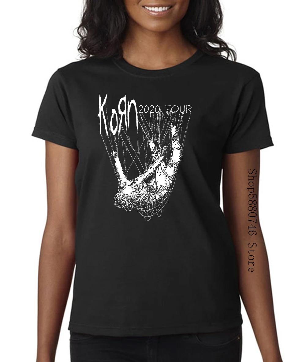 Camiseta Korn Joint Tour 2020 fechas completas concierto talla S - 3Xl