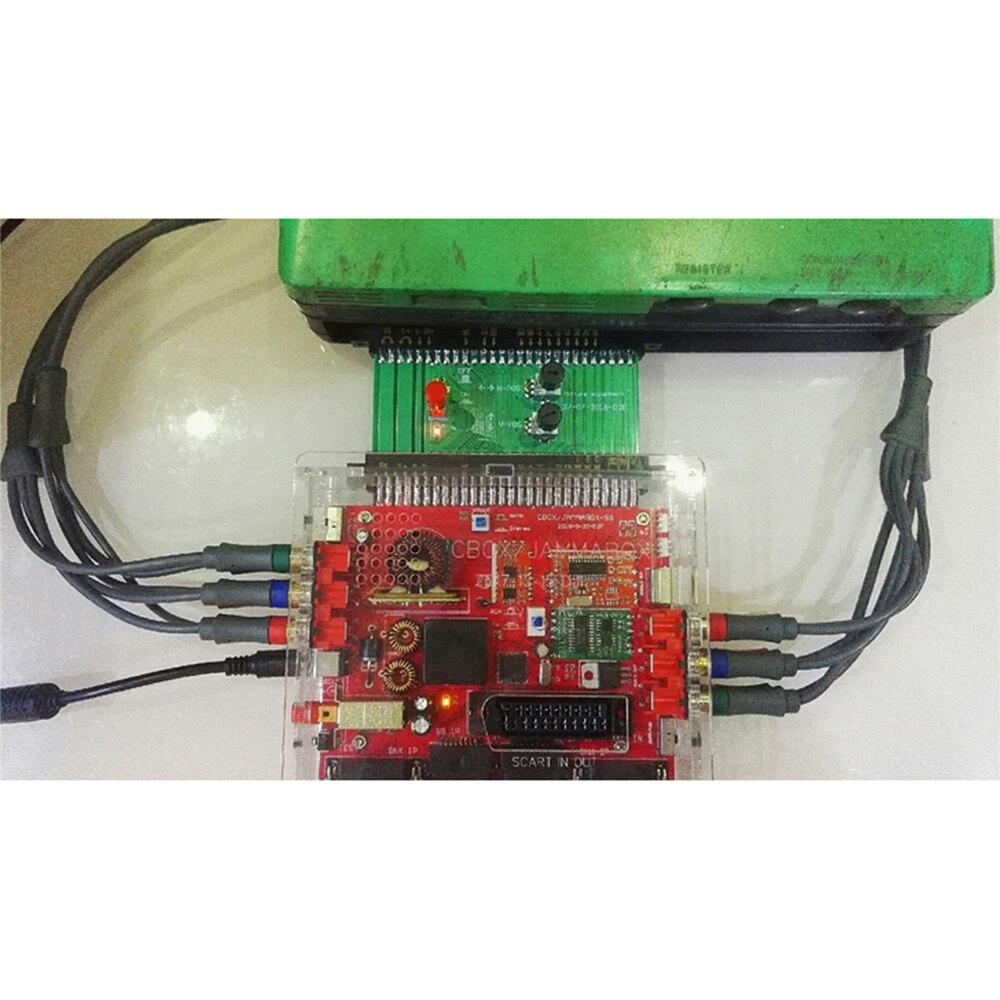Regolazione della Posizione di immagine Bordo per JAMMA SNK Arcade Console di Gioco IGS Bordo di Conversione Regolabile