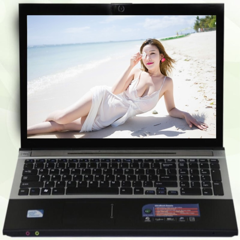 LAPTOP 15.6inch 8GB RAM 1000GB HDD Computer Intel Core i7 CPU Windows 7/10 System Notebook
