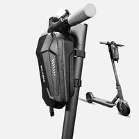 ultralight bicycle bag shockproof bike saddle large capacity storage bag scooter handlebar bags waterproof bike accessories