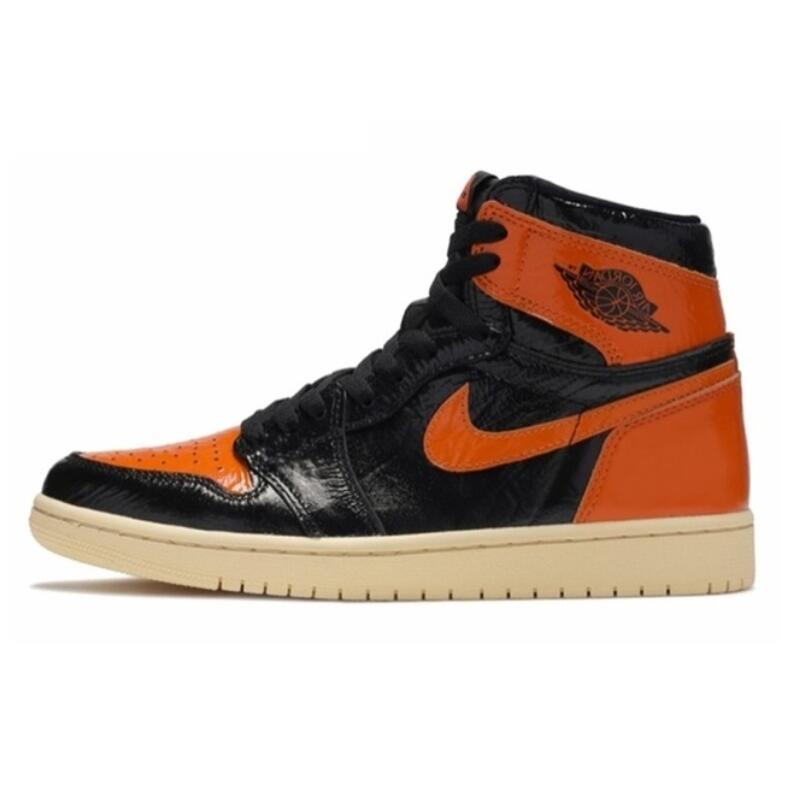 Nike-Zapatillas De baloncesto Air Jordan Retro 1 para Hombre, calzado deportivo, color...