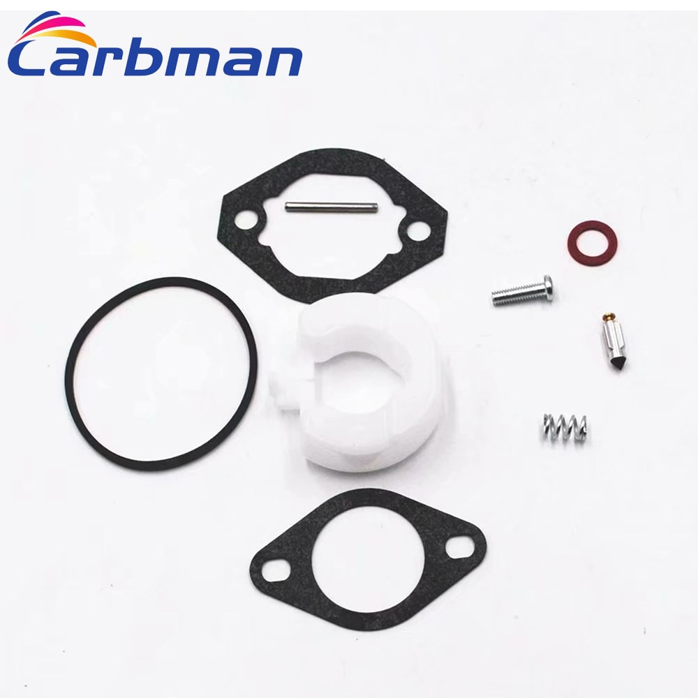 Carbman Carburetor Repair Kit For Original 0A4600ESRV A4600 & A6562 Motorcycl Accessories Replacement Parts