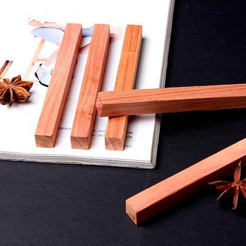 Cedro bloco de madeira anel guarda-roupa repelente de insetos traça bola casa mofo proofing