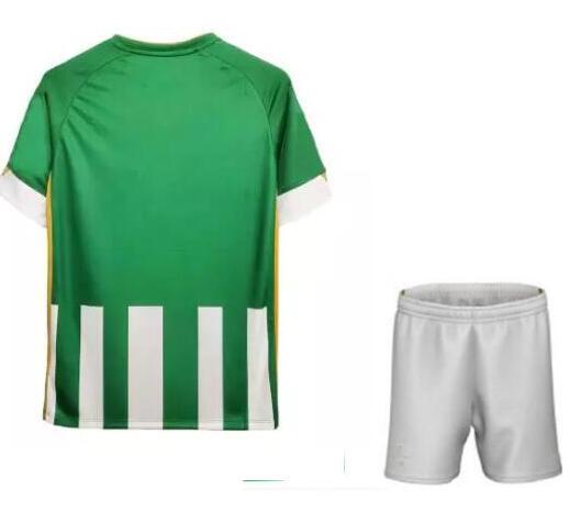 Niños y adultos Camisetas tailandés Betis para hombre y mujer... camisetas masculinas...