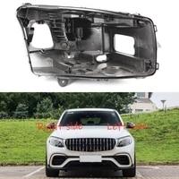 headlight base for benz w253 glc 2016 2017 2018 headlamp house car rear base front auto headlight back house