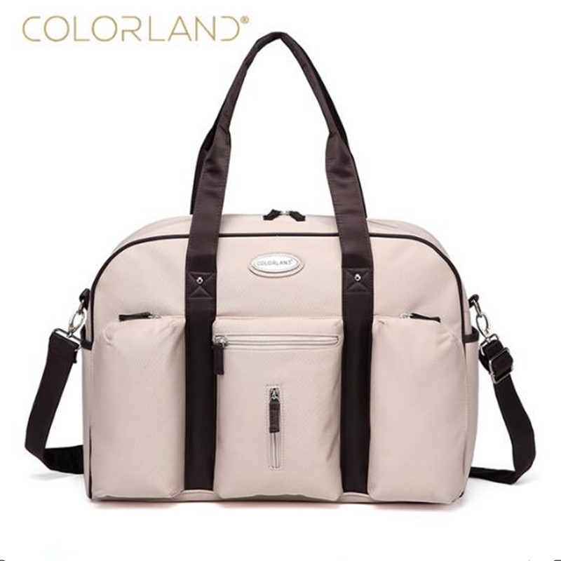 Colorland large capacity baby diaper bag Backpack organizer nappy bags mummy maternity bags for mother baby bag diaper handbag