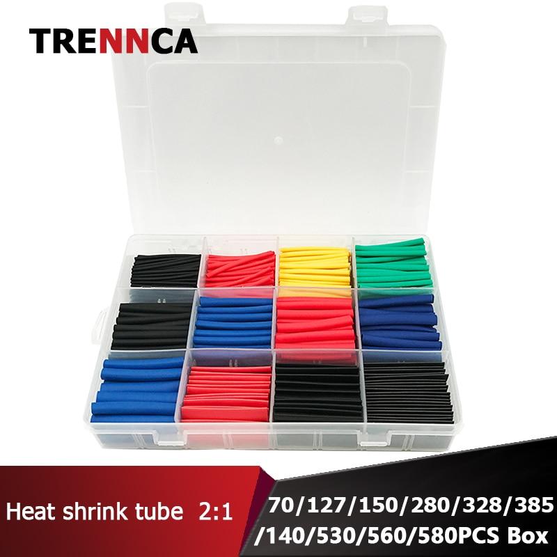 Protector de cable termorretráctil tubo manga krimpkous tubo termoretractil para protetor de...