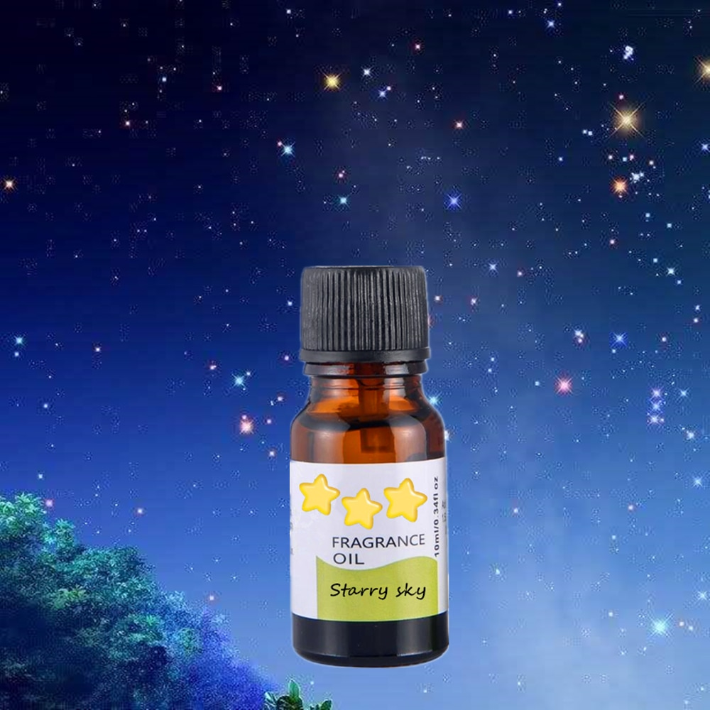 20ml Air Freshening Starry sky Essential Oils for Relieve Stress Fruit Humidifier Aromatherapy Body