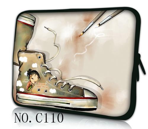Shoes 7 8 10 12 13 14 15 17 inch Laptop Bag Soft Neoprene Flexible Notebook Case Bag for MacBook Lenovo hp DELL Vaio