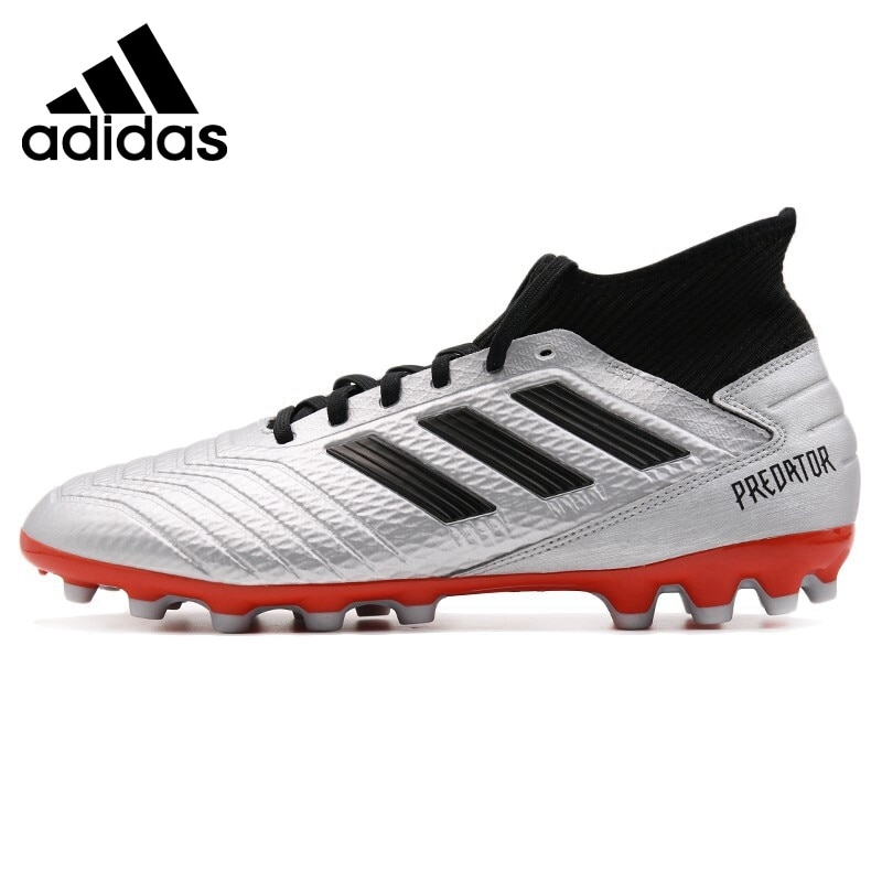 Original New Arrival Adidas PREDATOR 19.3 AG Men's Football Shoes Sneakers