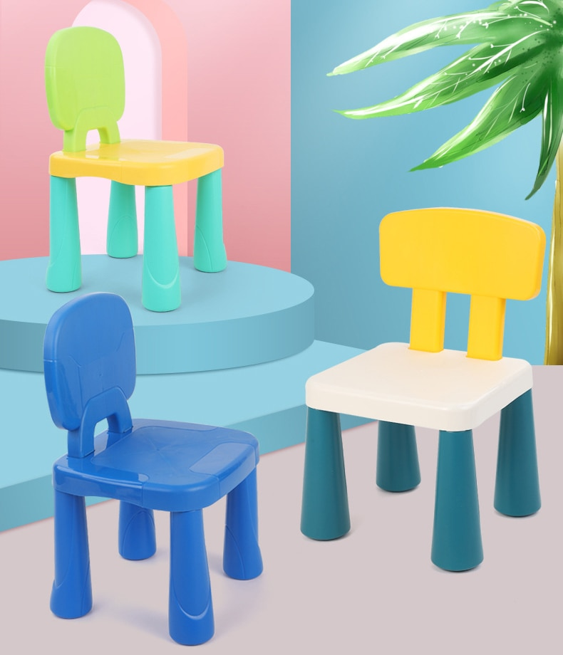 Стул для детского сада, детские пластиковые письменные столы и стулья, домашний обучающий строительный блок, стол, подходящий стул складные письменные столы для школьника купить
