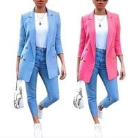 2020 women causal winter spring overcoat female plus sizes 5xl big large pocket coat warm long button office jacket