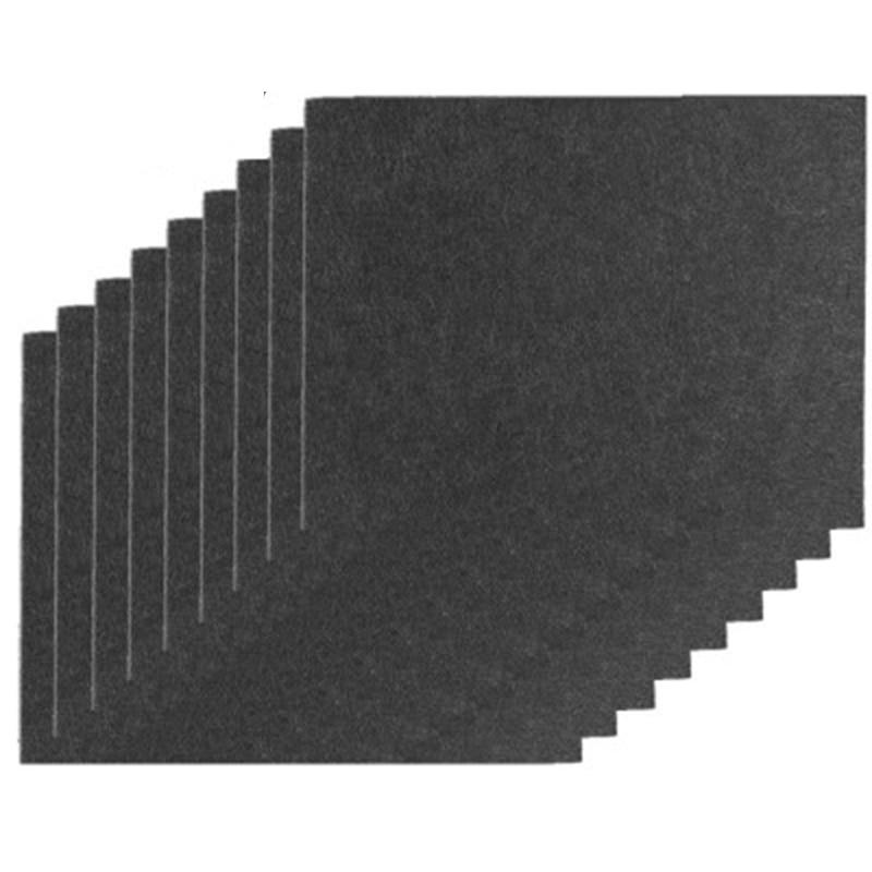 Furniture Pads 9 Pieces Self Adhesive Felt Pads Cuttable Felt Chair Pads Anti Scratch Floor Protectors for Furniture Leg sdf brand new 20pcs furniture pads felt sheets self adhesive wood floor protectors 7cmx7cm