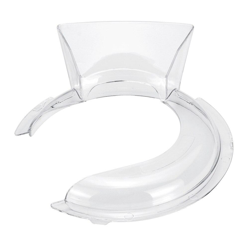4.5-5QT Bowl Pouring Shield Tilt Head Parts for KitchenAid Stand Mixer W10616906 - KN1PS