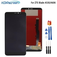 lcd for zte blade a530 lcd display touch screen digitizer assembly repair patrs for zte blade a606 screen lcd display