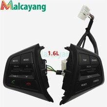 Boutons de commande de commande à distance   Pour Hyundai ix25 (creta) 1,6l volant, bouton de Volume de télécommande