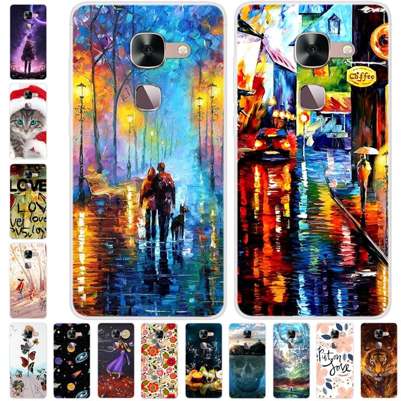 Case For Letv Leeco Le 2 X527 Leeco Le S3 Cover Le 2 Pro cool 1 pro3 3 Phone cases Leeco Le Pro 3 AI Funda Soft Silicone Capa
