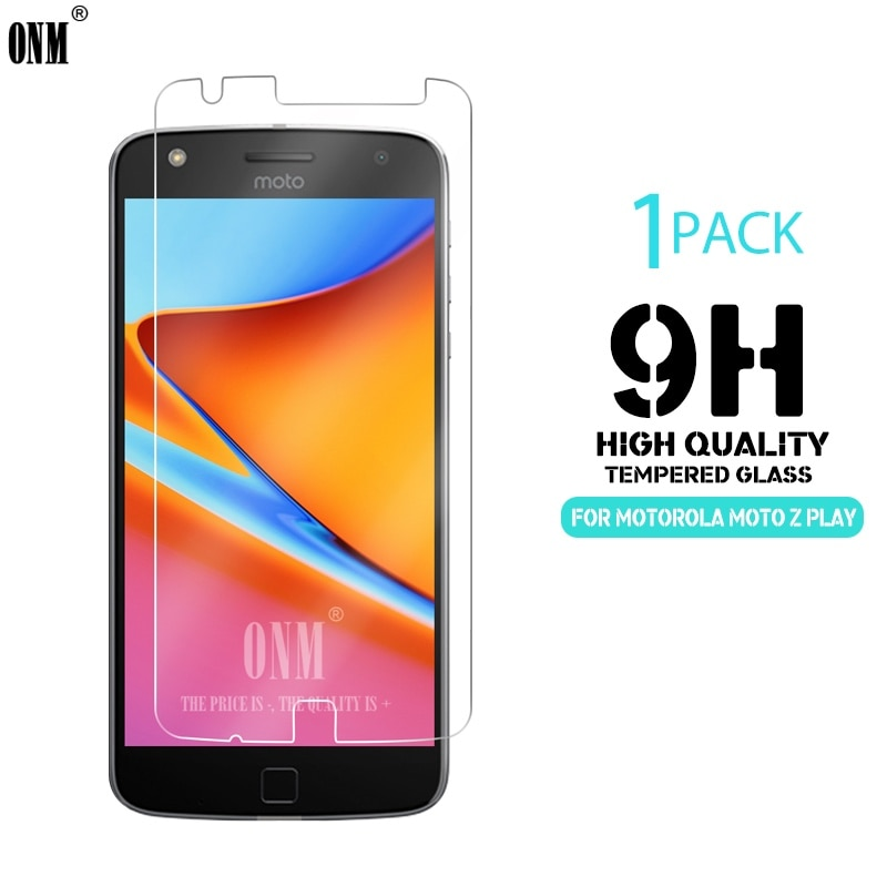 2.5D 0.26mm 9H Premium Tempered Glass For Motorola MOTO Z Play XT1635 5.5 Screen Protector protective film For MOTO Z Play Glass 2016 real new moto moto z love no ugly as osu bb07 1 outdoor cic history mo saddlebag multi rot women one con la cope r suddenly