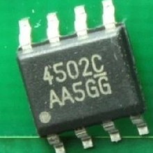 10PCS/LOT AF4502C SOP8 AF4502 SOP 4502C SOP-8 NEW SMD In Stock