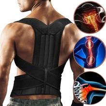 Adjustable Posture Corrector Back Support Shoulder Back Brace Posture Correction Spine Posture Corre