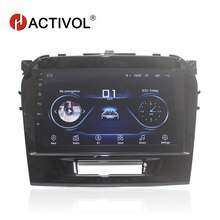 HACTIVOL-autoradio Suzuki Grand Vitara   Autoradio, 9 pouces 1024*600 Quadcore, android 8.1, 2016, lecteur de DVD gps, navi wifi, SWC