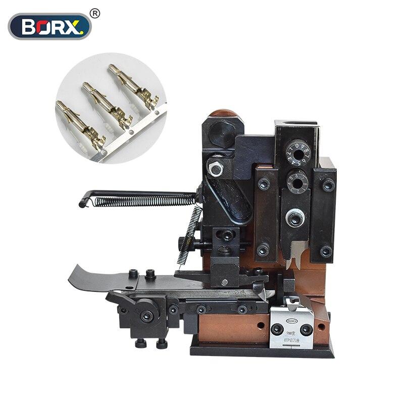 BORX OTP-قالب جانبي لآلة العقص الطرفية ، قضيب OTP المباشر ، ملحقات الآلة