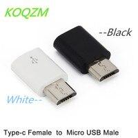 1/2 шт. Тип C разъем Micro USB Мужской зарядный адаптер конвертер адаптер данных высокой Скорость Аксессуары для мобильных телефонов