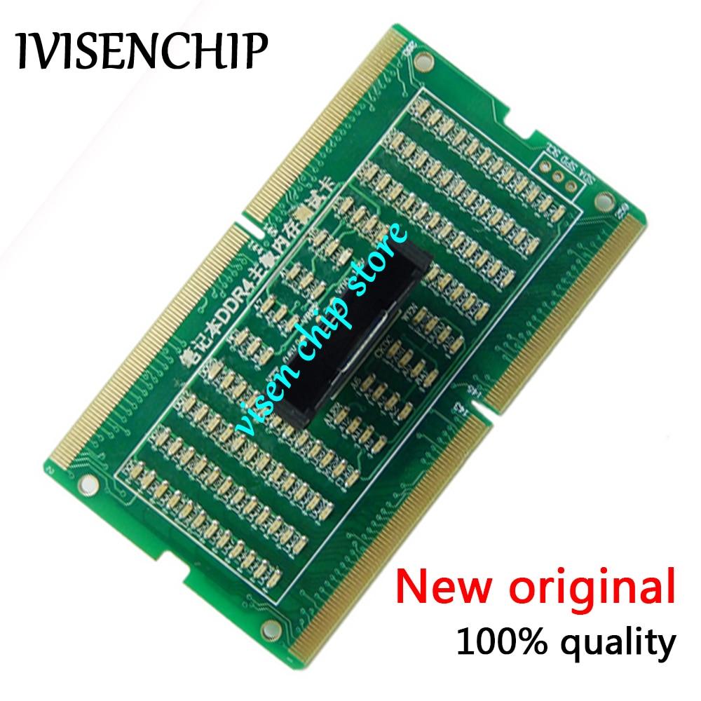بطاقة اختبار فتحة ذاكرة DDR4 للكمبيوتر المحمول ، اللوحة الأم ، الكمبيوتر المحمول ، مع LED