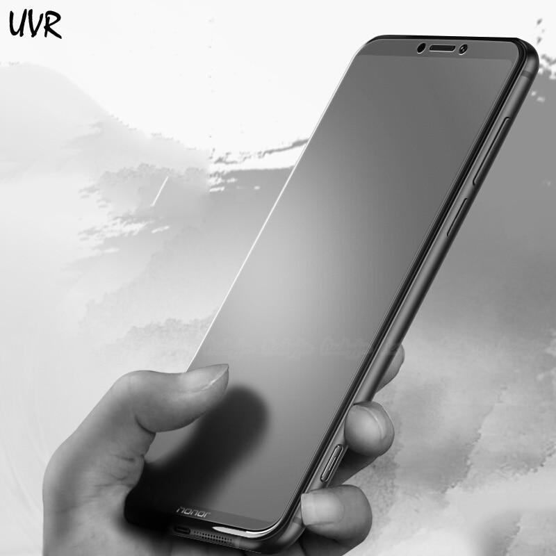Huawei Honor 10 10i 9 9i 9N 8 Lite матовое закаленное стекло против отпечатков пальцев Honor Note 10 V10 V9 Magic 2 защита для экрана