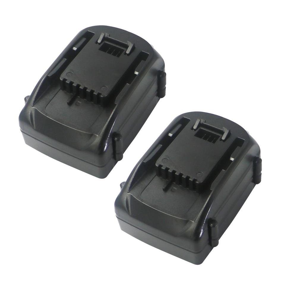 Dvisi 2 uds 18v 20V 4000mah batería de Li-Ion batería para WORX RW9161 WG151.5 WG151E WG155 WG251 WG251.5 WG255 WG540 WA3511