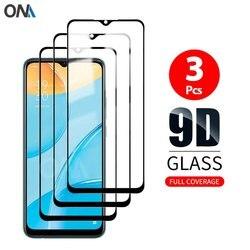 Protetor de tela para oppo a3 a5 a7 a7x a8 a9 a91 a11 a15 vidro temperado premium cobertura completa proteção filme de vidro para oppo a72 Protetores de tela de telefone    -