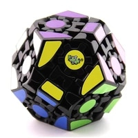 original high quality lanlan gear megaminxeds magic cube dodecahedron speed puzzle christmas gift ideas kids toys for children