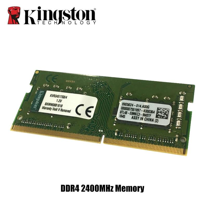 Kingston memoria ram DDR4 16GB 8GB 4GB, 2400MHz, 2666MHz, 3200MHz, 1,2 V...