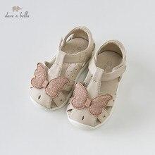 DB12880 dave bella baby girl летние сандалии, Брендовая обувь, детские сандалии