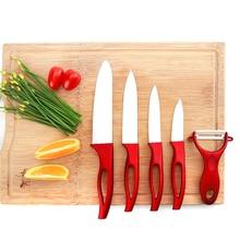 Ensemble de couteaux en céramique 5 pièces   Couteau de Chef 3 4 5 pouces
