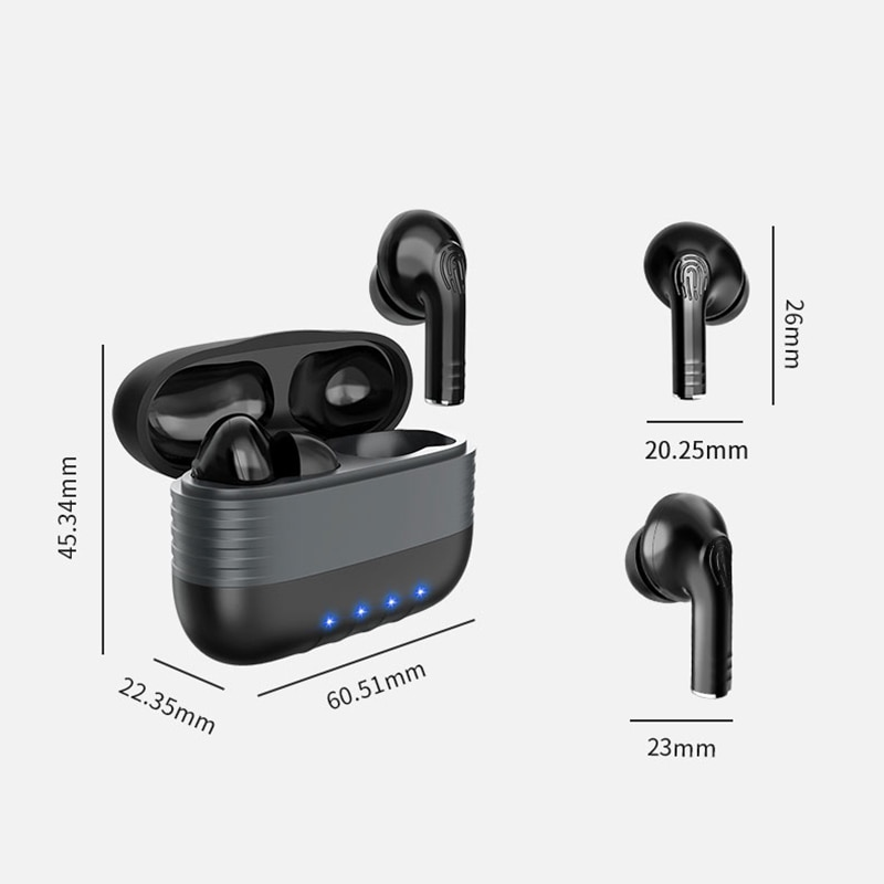 2021 New Stereo Deep Bass TWS Earbuds M30 Touch Control Bluetooth Wireless Earphone for Redmi Xiaomi POCO X3 i12 i7 enlarge