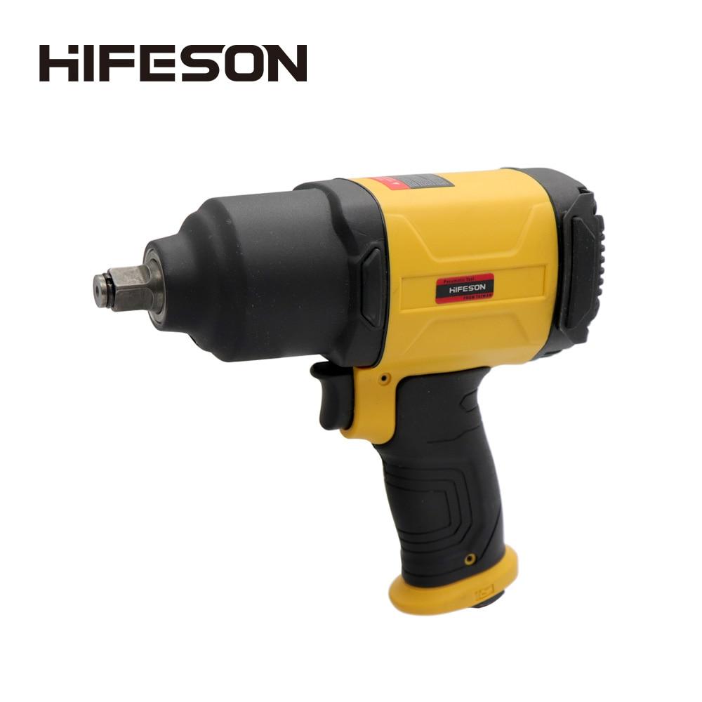 HIFESON-مفتاح ربط هوائي 1/2 بوصة 1150N.M ، مفتاح تأثير ، أداة إزالة إطارات عزم الدوران ، أكمام صمولة ، أدوات كهربائية