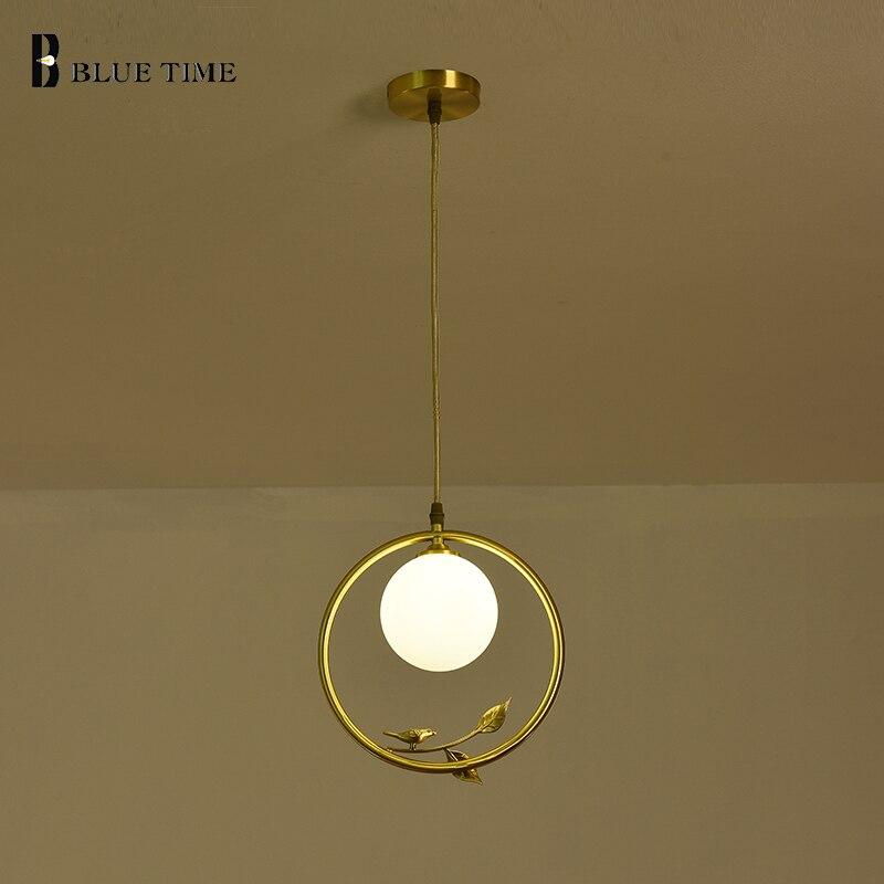 Creative Modern Led Pendant Light E27 Bulbs Hanging Lamp Pendant Lamp for Living room Bedroom Bedside Light Dining room Kitchen