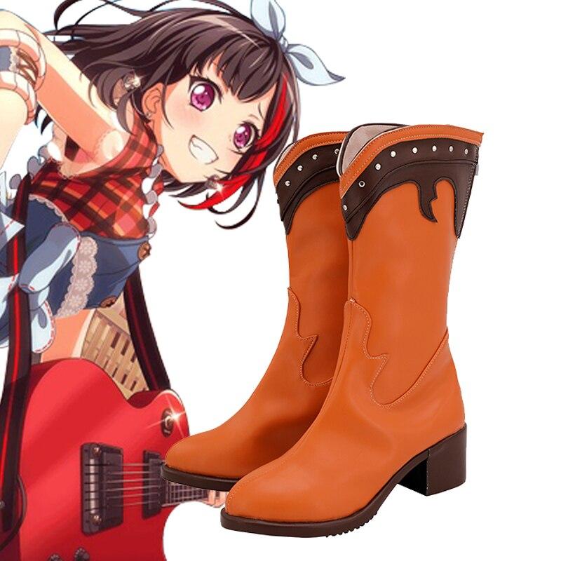 أحذية كوسبلاي للرجال والنساء ، أحذية مصنوعة حسب الطلب ، رسوم متحركة ، ميتاكي