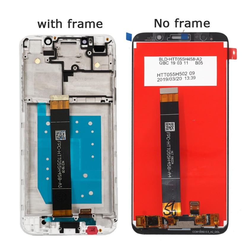 For Huawei Honor 7A 7S Touch Screen Digitizer Assembly Phone Parts Repair LCD Display Original enlarge