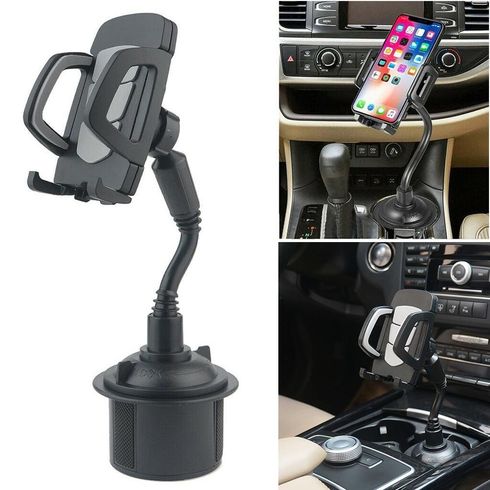 Новый универсальный автомобильный держатель для телефона с регулируемой на 360 градусов, подставка для мобильного телефона, IPhone, gps