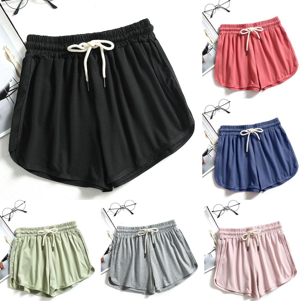 2021 Fashion Shorts Women Lady Summer Sport Shorts For Women Running Pantalones Cortos De Mujer