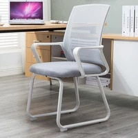 office chair staff computer chair home staff training conference chair dormitory bedroom stool non rotating company office chair