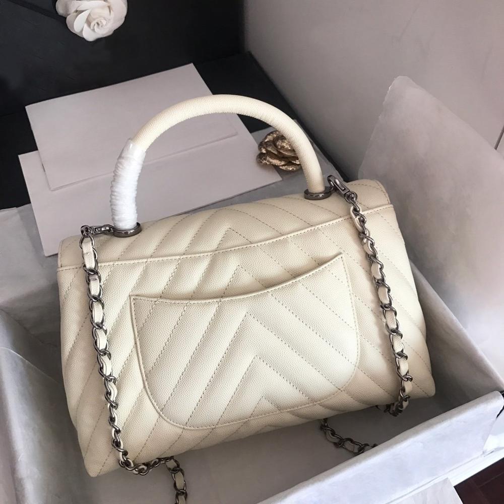 حقائب يد فاخرة من الجلد الطبيعي للنساء ، رائعة ، عصرية ، ماركة أوروبية ، مجموعة 2019