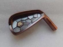 BIRDIEMaKe Golf Clubs MTG ITOBORI Eisen MTG ITOBORI Golf Eisen Set Bronze 4-9P R/S Flex welle Mit Kopf Abdeckung